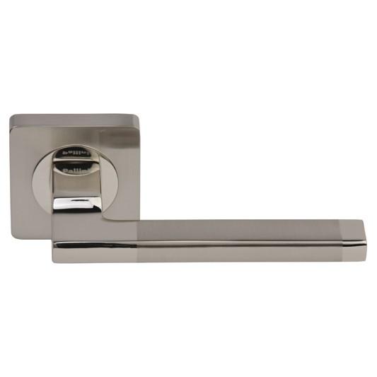 Ручка дверная Cалерно PAL-101-S SN/CP никель