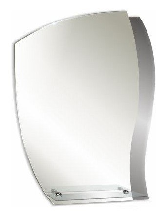 """Зеркало Серебряные зеркала """"Дуэт"""" 550*720"""