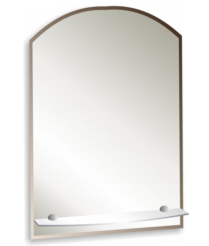 "Зеркало Серебряные зеркала ""Шанс люкс"" 495*670"