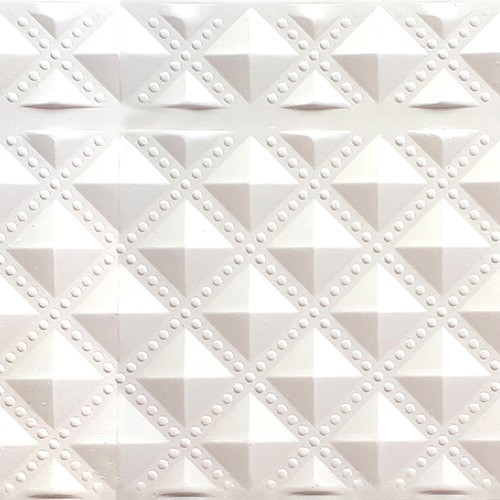 Декоративная бленда Орион, серебро