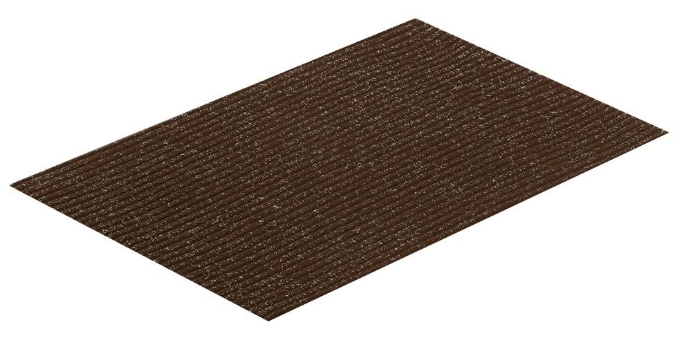 Коврик Классик 80*120 коричневый